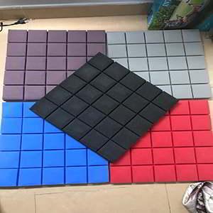 Mút hình ô vuông tiêu âm lp02